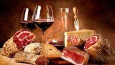 Ποικιλία μεζέδων για κόκκινο κρασί Το κρασί ταιριάζει πιο πολύ με κρεατικά, διάφορα αλλαντικά και τυριά συνδυάζονται με όλους τους μεζέδες ή σερβίρονται και ξεχωριστά. Λαχανικά και όσπρια, όπως για…