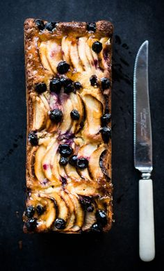 Apple Blueberry Loaf