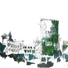 Eduardo Cilleruelo: HandDrawing; Cities, Landscape and Ideas.