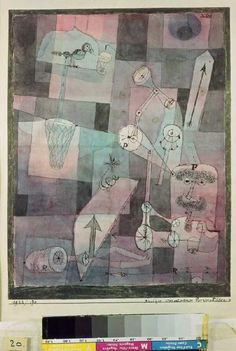 Image: Paul Klee - Analysis of different perversions                                                                                                                                                                                 More