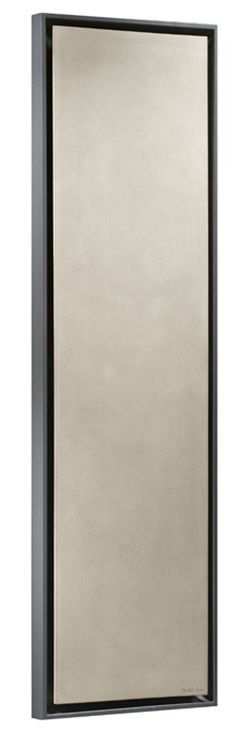 The Grey : a highly decorative and architectural fan coil for heating and cooling luxury residencials