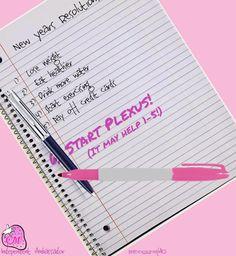 Plexus may help you reach your 2015 goals!!
