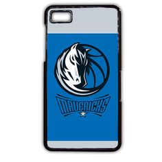 Dallas Mavericks Logo TATUM-2989 Blackberry Phonecase Cover For Blackberry Q10, Blackberry Z10