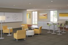 Reception Area- Office Furniture | Office Experts