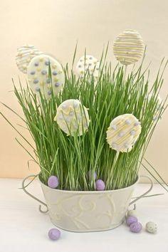 Easter - cake pops or cookie pops