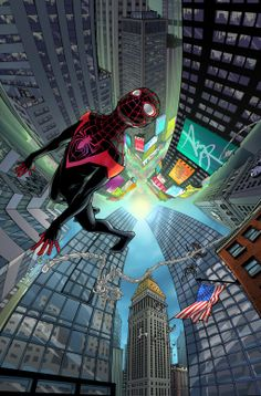 Amy Redeer - Ultimate Spider-Man #4