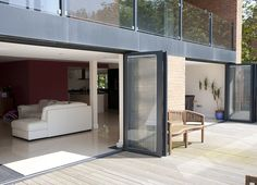 Got less space for doors? Don't worry as Advanced Glazing Circuits offers bifold doors in Essex to utilize less space and turn it into stylish looking doors for your sweet home.