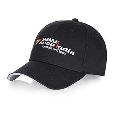 Sahara Force India Formula 1 Team Classic Adjustable Black Hat