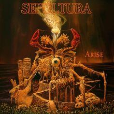 Sepultura - Arise (1991) - MusicMeter.nl
