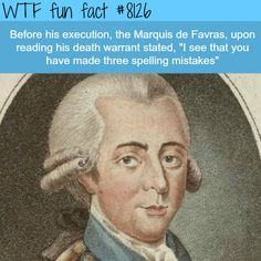 Threats will not stop the army of Grammar Nazis!  March on!- WTF fun facts