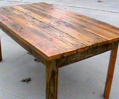 KneXtreme's Pallet Projects