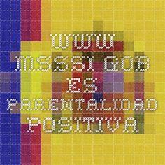 www.msssi.gob.es parentalidad positiva