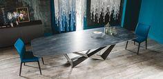 Cattelan Italia Skorpio Keramik table by Paolo Cattelan & Andrea Lucatello