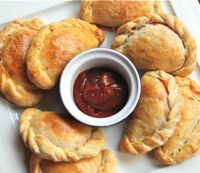 Cheese and corn empanadas empanadas con choclo y queso recipe 11 south american appetizers that will wow your guests american recipesamerican foodpuerto forumfinder Images