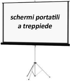 Da Lite schermi proiezione - AVPlanet