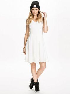 Vmgazala Short Dress - Vero Moda - Snow White - Festkjoler - Tøj - Kvinde - Nelly.com