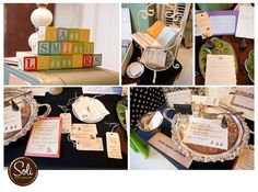 Photo by Soli Photography - my booth from This Ain't Your Mama's Wedding + Party Expo by Homespun