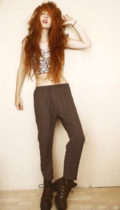 the crop top days will soon be over. nadia esra.