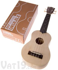 Build Your Own Ukulele Kit