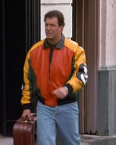 #MichaelHoban #8BallBomberStyleJacket #Bomberjacket #Multicolorjacket #8balljacket #8balljacketforsale #eightballjacket