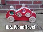 U S wood toys's photo.