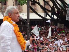 El líder nacional de Morena endureció el emplazamiento hacia las dirigencias de los partidos de izquierda para construir, 'desde hoy', una coalición con miras a transformar el país en el 2018