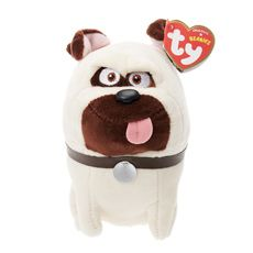 TY Beanie Baby The Secret Life of Pets Mel the Dog Plush Toy