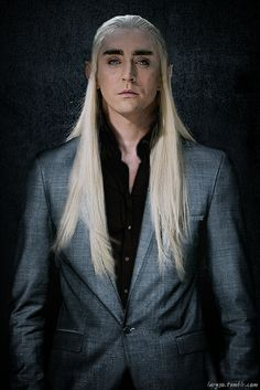 Lee Pace | Modern #Thranduil by #Larygo
