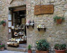Delizie della ValdOrica Enoteca - Tienda en Pienza, La Toscana, Italia