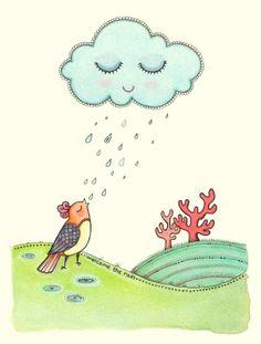 joojoo: Illustration Friday: Welcome