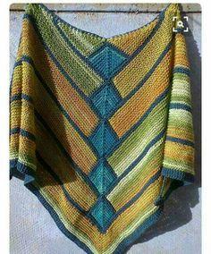 Ravelry: wyazalusska's Летние объятия M ~ I like this design, I don't knit but could replicate with crochet. Knitting Stitches, Knitting Designs, Knitting Patterns Free, Knitting Projects, Hand Knitting, Crochet Patterns, Knit Or Crochet, Crochet Shawl, Crochet Vests