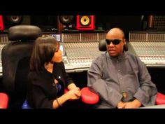 Stevie Wonder interview with Mesha McDaniel - 2013 - http://afarcryfromsunset.com/stevie-wonder-interview-with-mesha-mcdaniel-2013/