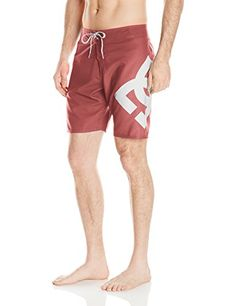 DC Mens Lanai 18 Inch Boardshort Syrah 30 <3 Offer can be found by clicking the VISIT button