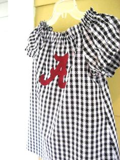 Cute alabama dress