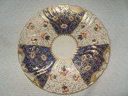 Inglés antiguo Amari Pattern Plate