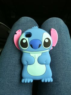My friend Annabella has this 4 her ipod Cool Phone Cases, Iphone Cases, My Childhood, Ipod, Stitch, Cool Stuff, Electronics, Random, Awesome
