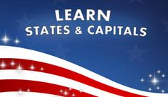 Help your child learn the 50 states and capitals
