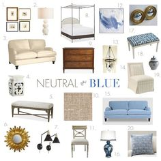Neutral vs. Color: The Work of John DeBastiani | elements of style | Bloglovin'