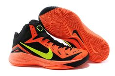 best sneakers f2c0a d7613 Mens Nike Hyperdunk 2014 Chicago City Dark Grey Hyper Crimson-Volt Cheap  Nike Running