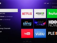 The mainstream video streamers offer hundreds of entertainment apps, from DirecTV Now to Netflix to Nick Jr. to NBC News to NHL, and the list is growing all the time. Here's a big chart showing which of the top 75-odd apps are available on which device.