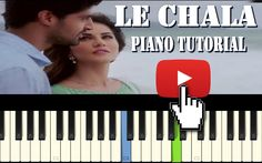 In this Video I have Demonstrated how to play the Melody,Chords Arpeggios of the song LE CHALA from the movie one night stand