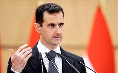 DERUWA: Baschar al-Assad: Terroristen sind wichtigstes Mit...