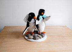 CUSTOM ANIMAL Cake Topper by sian on Etsy, $175.00