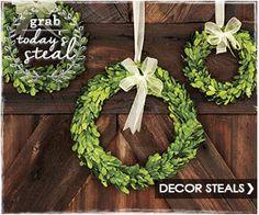 DecorSteals | Vintage Home Decor