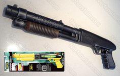 cpl Dwayne Hicks shotgun the Ithaca 37 prop gun from water blaster