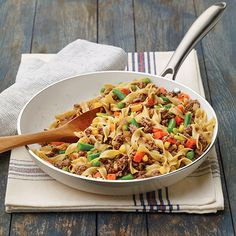 Find more healthy and delicious diabetes-friendly recipes like Signature Skillet Supper on Diabetes Forecast®, the Healthy Living Magazine.