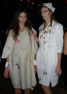 hospital gown halloween costume - Google Search