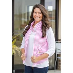 Right From The Start Vest - Pink