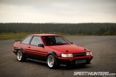 LESS IS MORE: A NORWEGIAN STYLE AE86 - Speedhunters