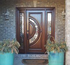 futuristic entry doors - June 01 2019 at Wooden Front Door Design, Door Gate Design, Wooden Front Doors, Main Door Design, Modern Entrance Door, Modern Exterior Doors, Wood Entry Doors, Frosted Glass Interior Doors, Glass Barn Doors